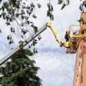 Rehabilitación de fachada en la Residencia Plata y Castañar