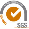 logo ISO 14001 PNG