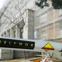 Rehabilitación de fachada de la Facultad de Medicina