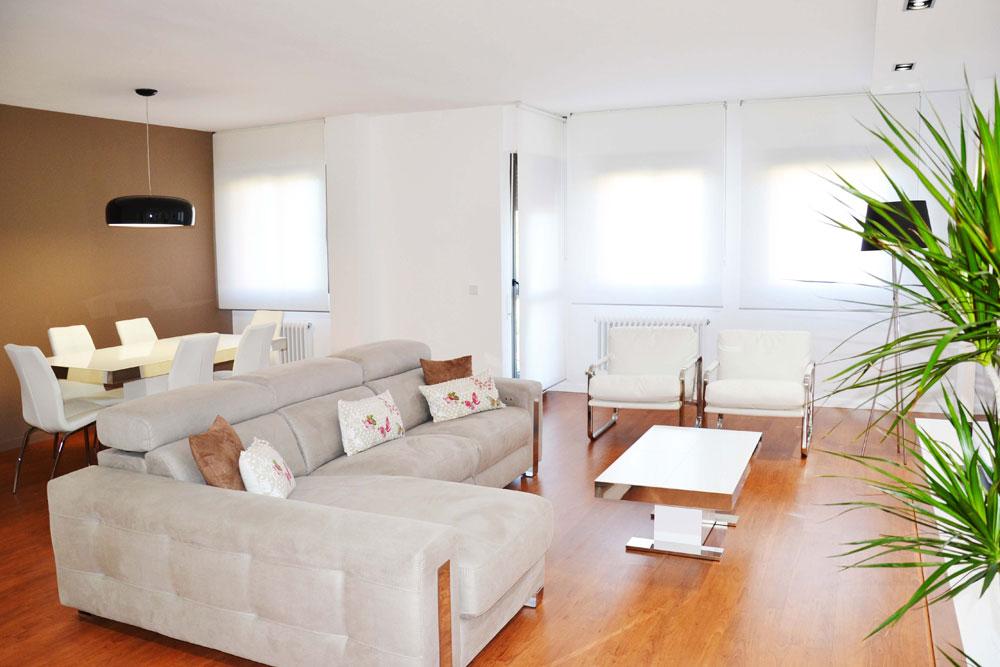 Reforma integral e interiorismo de vivienda