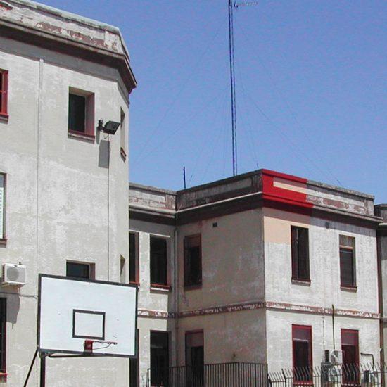 Rehabilitación de fachada en la Residencia Infantil Chamberí