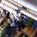 Trabajos de mantenimiento de calderas en ETAP Torrelaguna