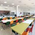 Reforma y acondicionamiento de sala para comedor