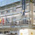 Reparación de cubierta del Ayuntamiento de Colmenar Viejo