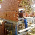Construcción de paredes