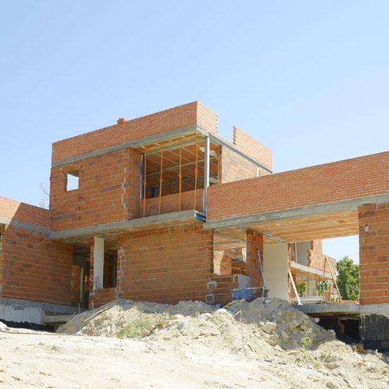Construcción de muros