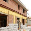 Recubrimiento de fachada con piedra