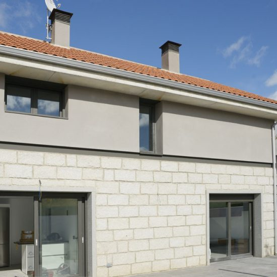 Construcción de vivienda en Colmenar Viejo